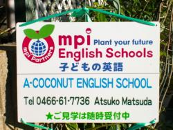 A-COCONUT ENGLISH SCHOOL