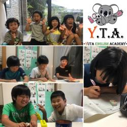 YUTA English Academy 楽々園教室